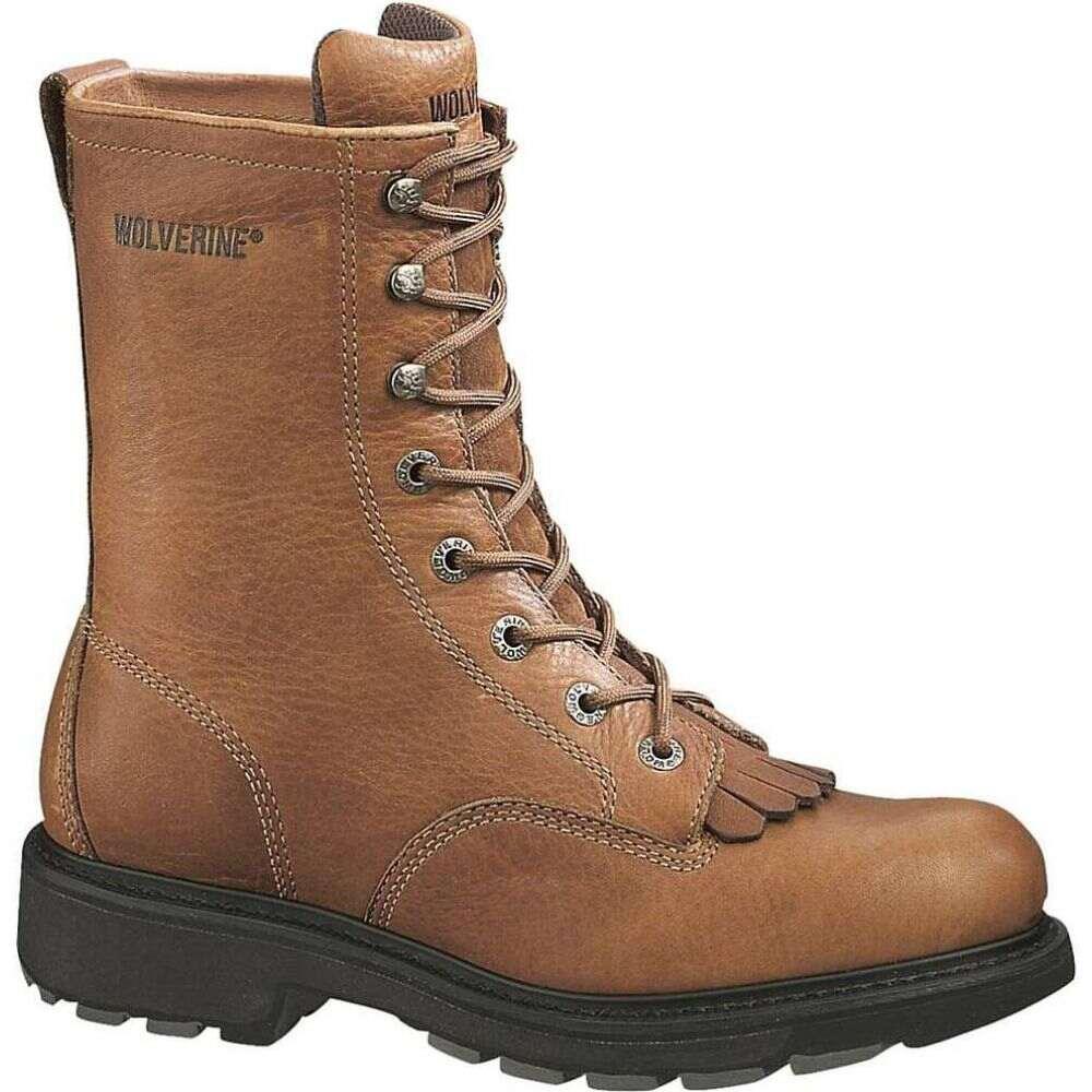 ウルヴァリン Wolverine メンズ ブーツ シューズ・靴【Herrin 8IN Boot】Tan