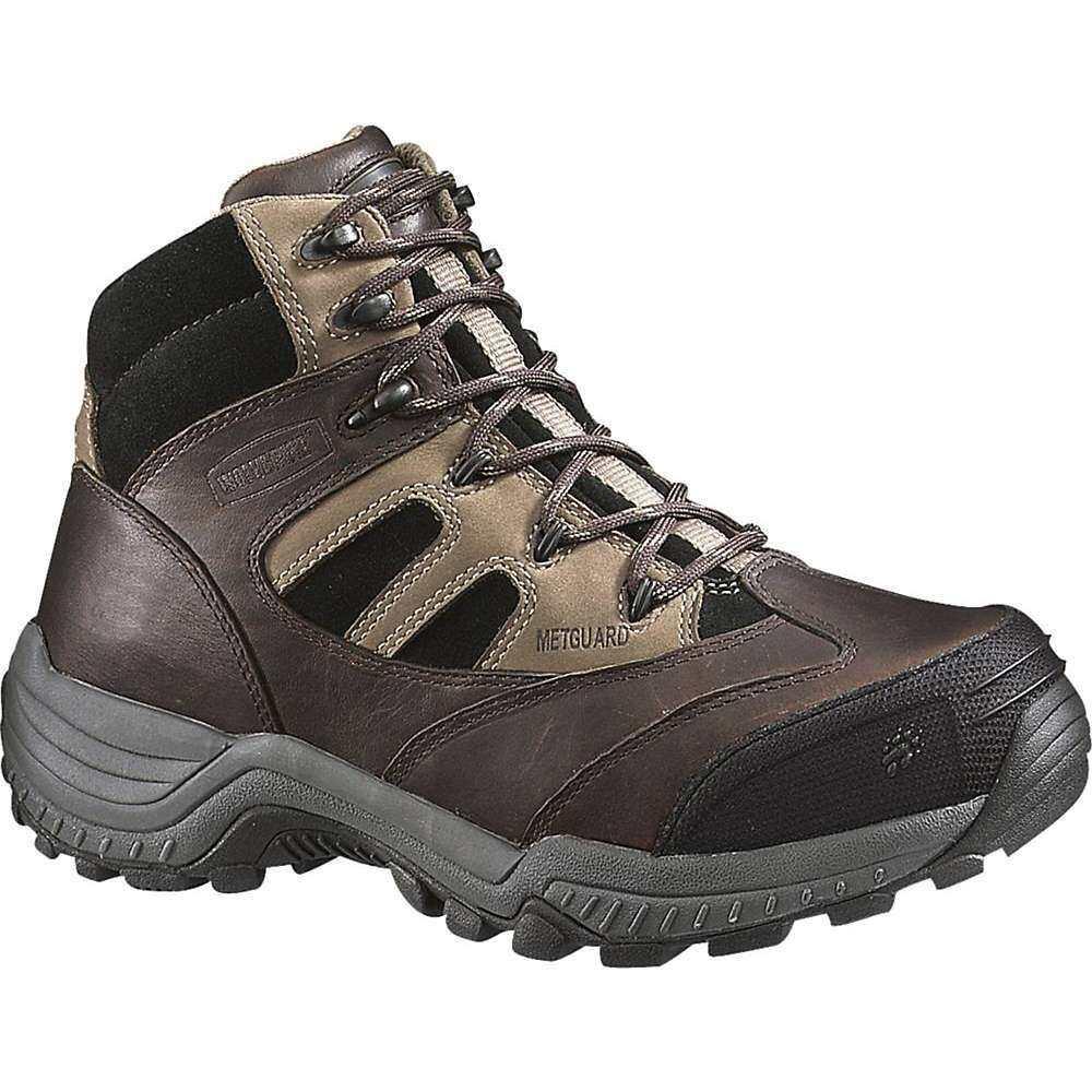 ウルヴァリン Wolverine メンズ ハイキング・登山 ブーツ シューズ・靴【Kingmont Composite Toe Hiker Boot】Brown