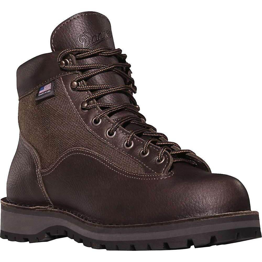 ダナー Danner メンズ ブーツ シューズ・靴【Light II 6IN GTX Boot】Dark Brown