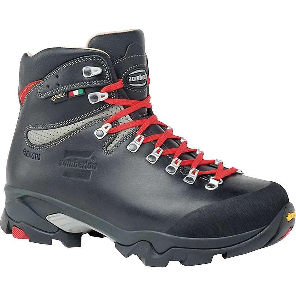 ザンバラン Zamberlan メンズ ハイキング・登山 ブーツ シューズ・靴【1996 Vioz Lux GTX RR Boot】Waxed Black