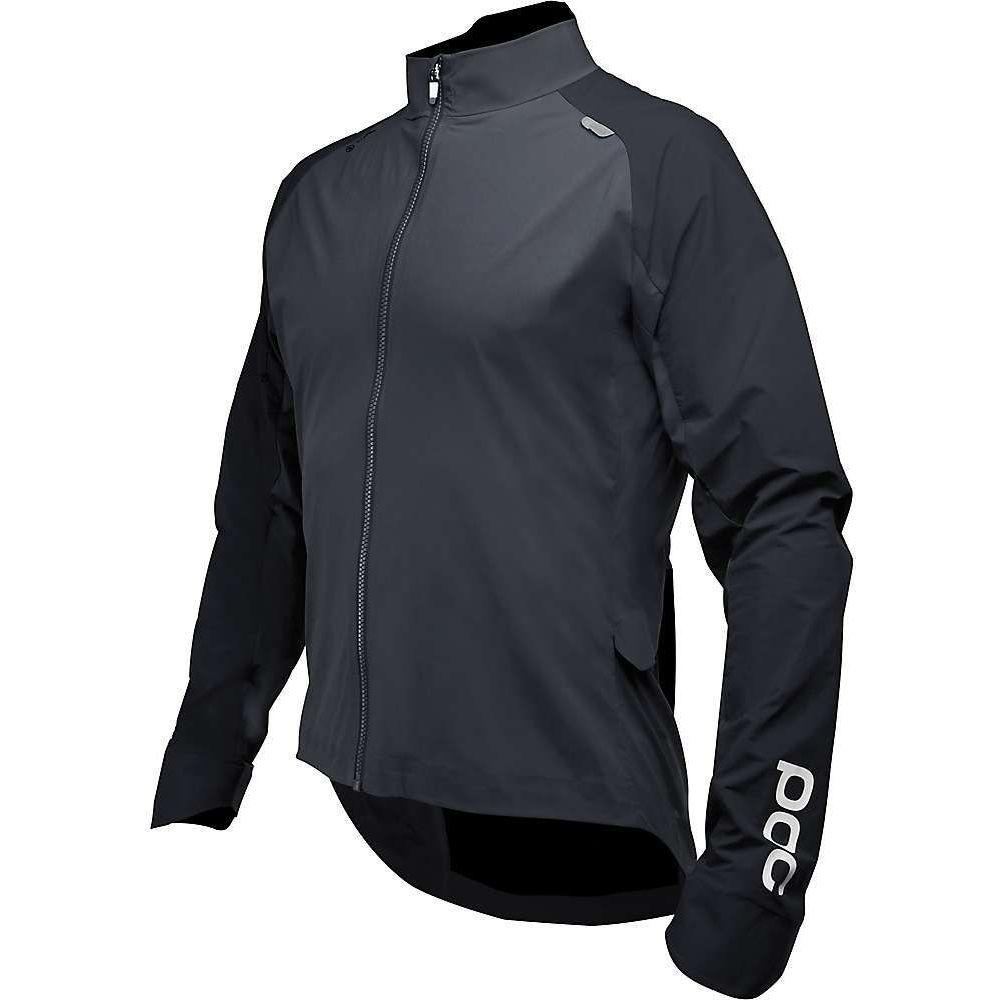ポック POC Sports メンズ 自転車 ジャケット アウター【Resistance Pro XC Splash Jacket】Carbon Black