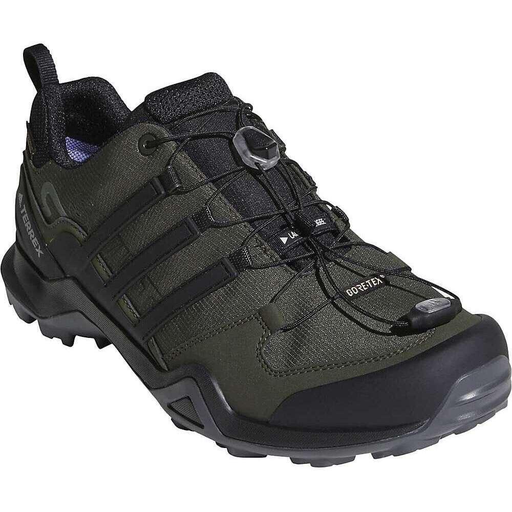 アディダス Adidas メンズ ハイキング・登山 シューズ・靴【Terrex Swift R2 GTX Shoe】Real Teal/Core Black/Solar Slime