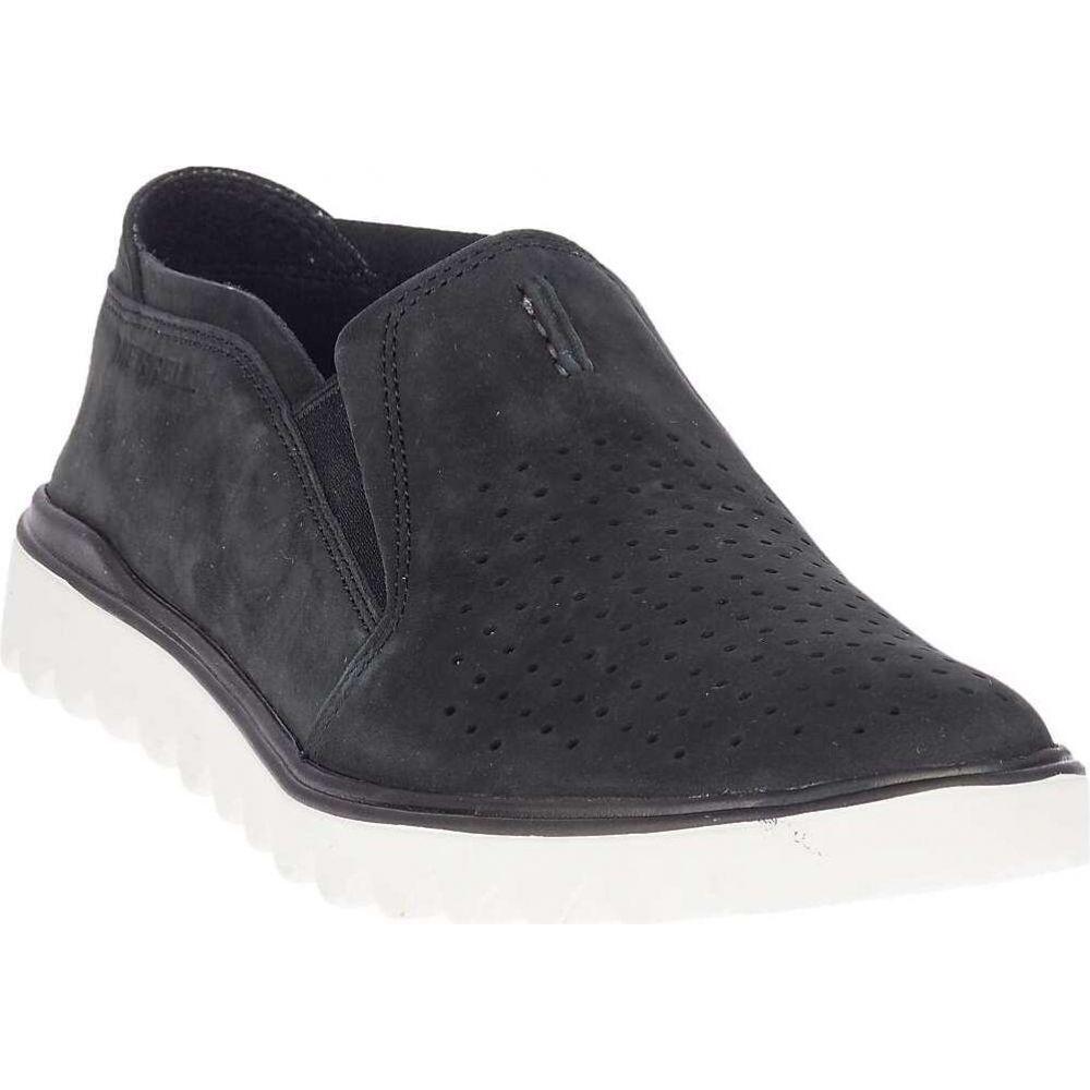 メレル Merrell メンズ スリッポン・フラット シューズ・靴【Downtown Moc Shoe】Black