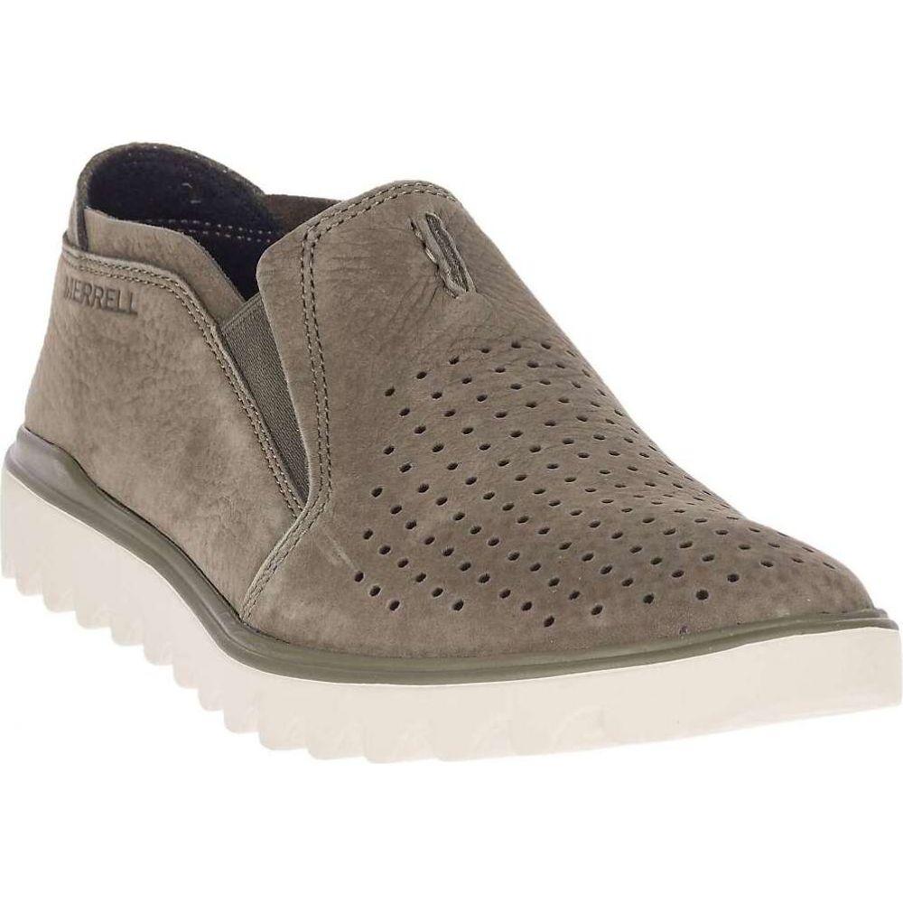 メレル Merrell メンズ スリッポン・フラット シューズ・靴【Downtown Moc Shoe】Olive