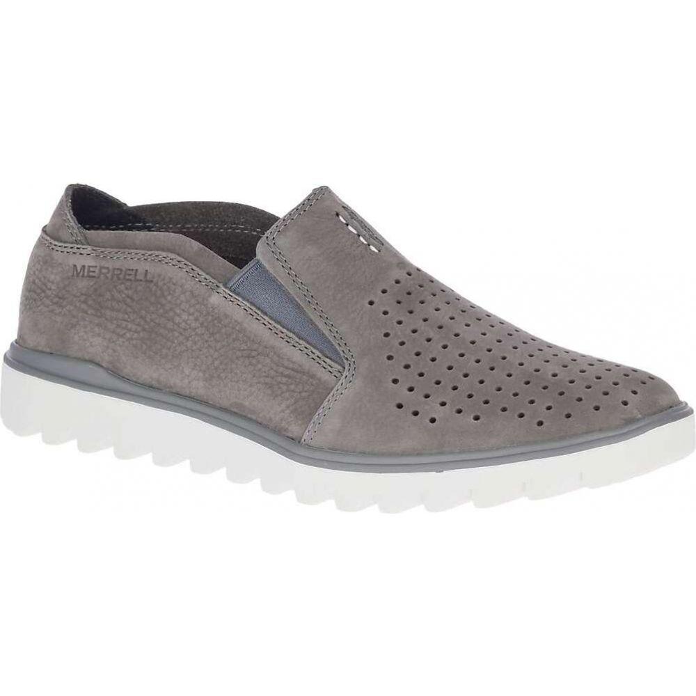 メレル Merrell メンズ スリッポン・フラット シューズ・靴【Downtown Moc Shoe】Charcoal