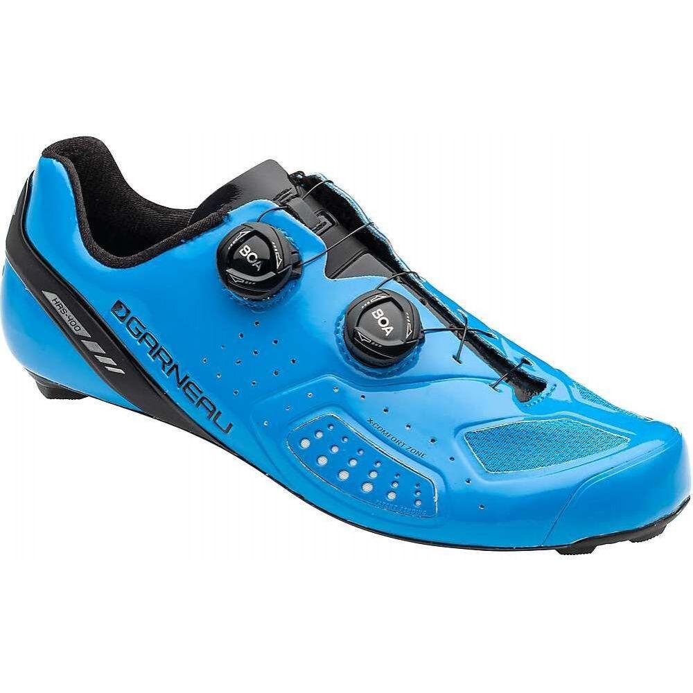 ルイガノ Louis Garneau メンズ 自転車 シューズ・靴【Course Air Lite II Shoe】Genius Blue