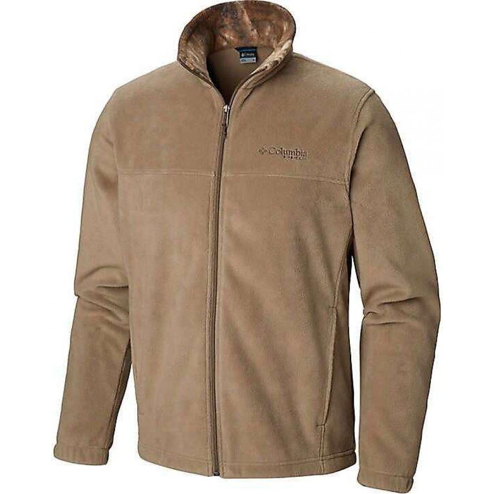 コロンビア Columbia メンズ フリース トップス【PHG Fleece Jacket】Flax/Rt Edge