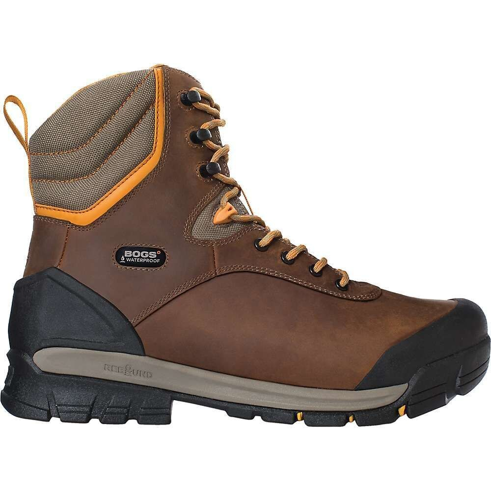 ボグス Bogs メンズ ブーツ シューズ・靴【Bedrock 8 Inch Comp Toe Insulated Boot】Brown Multi