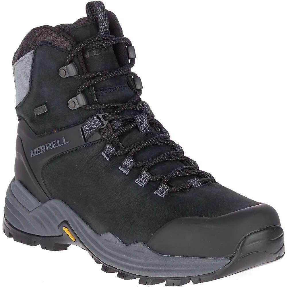 メレル Merrell メンズ ハイキング・登山 ブーツ シューズ・靴【Phaserbound 2 Tall Waterproof Boot】Black