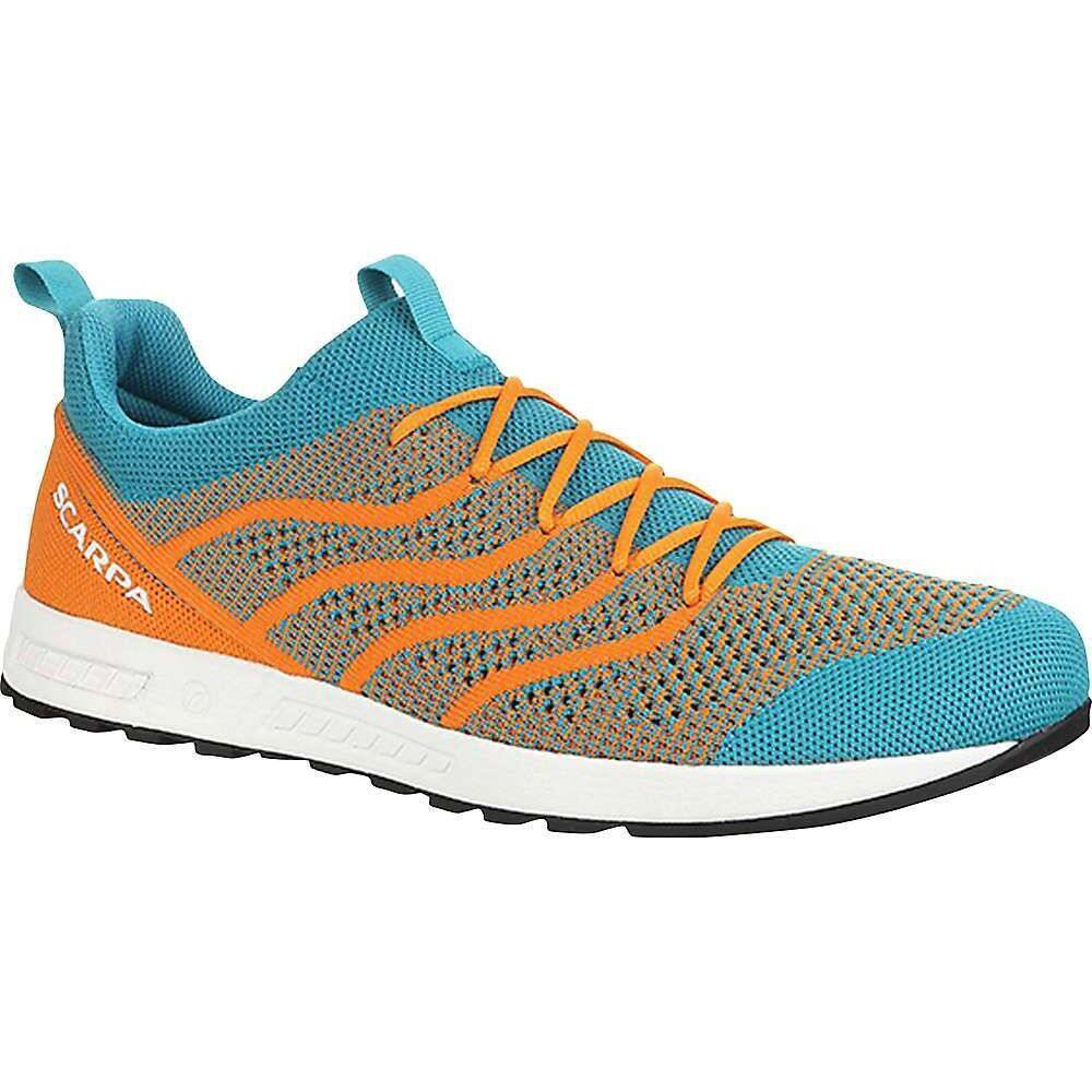 スカルパ Scarpa メンズ シューズ・靴 【Gecko Air Flip Shoe】Baltic Blue/Orange Glory
