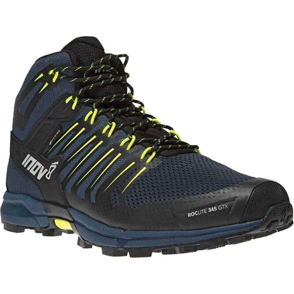 イノヴェイト Inov8 メンズ ランニング・ウォーキング シューズ・靴【Roclite 345 GTX Shoe】Navy/Yellow