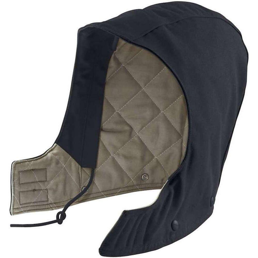 カーハート Carhartt メンズ 帽子 【Flame Resistant Duck Hood】Black