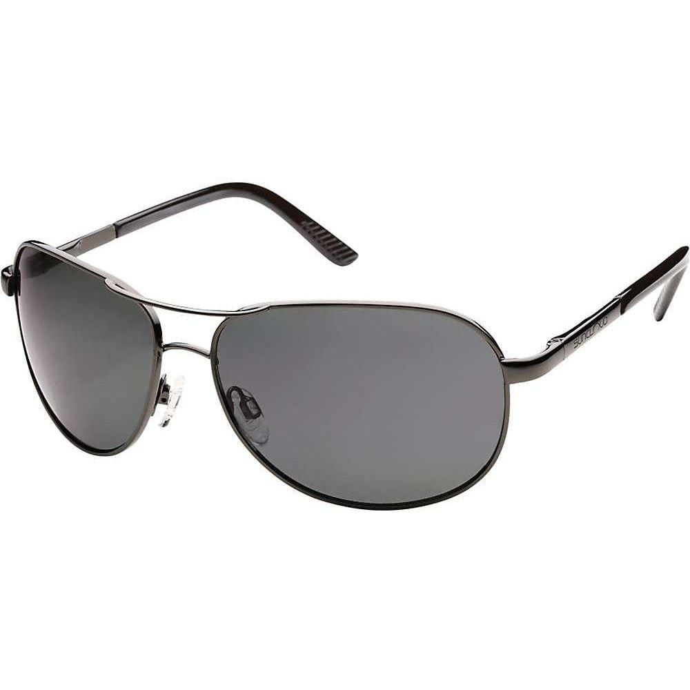 サンクラウド Suncloud メンズ メガネ・サングラス アビエイター【Aviator Polarized Sunglasses】Gunmetal/Gray Polarized