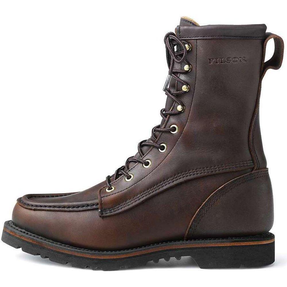 フィルソン Filson メンズ ハイキング・登山 ブーツ シューズ・靴【Uplander Boot】Brown
