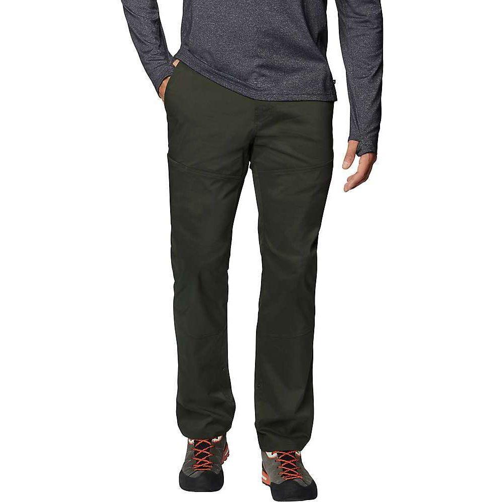 マウンテンハードウェア Mountain Hardwear メンズ ボトムス・パンツ 【Hardwear AP Pant】Black Sage