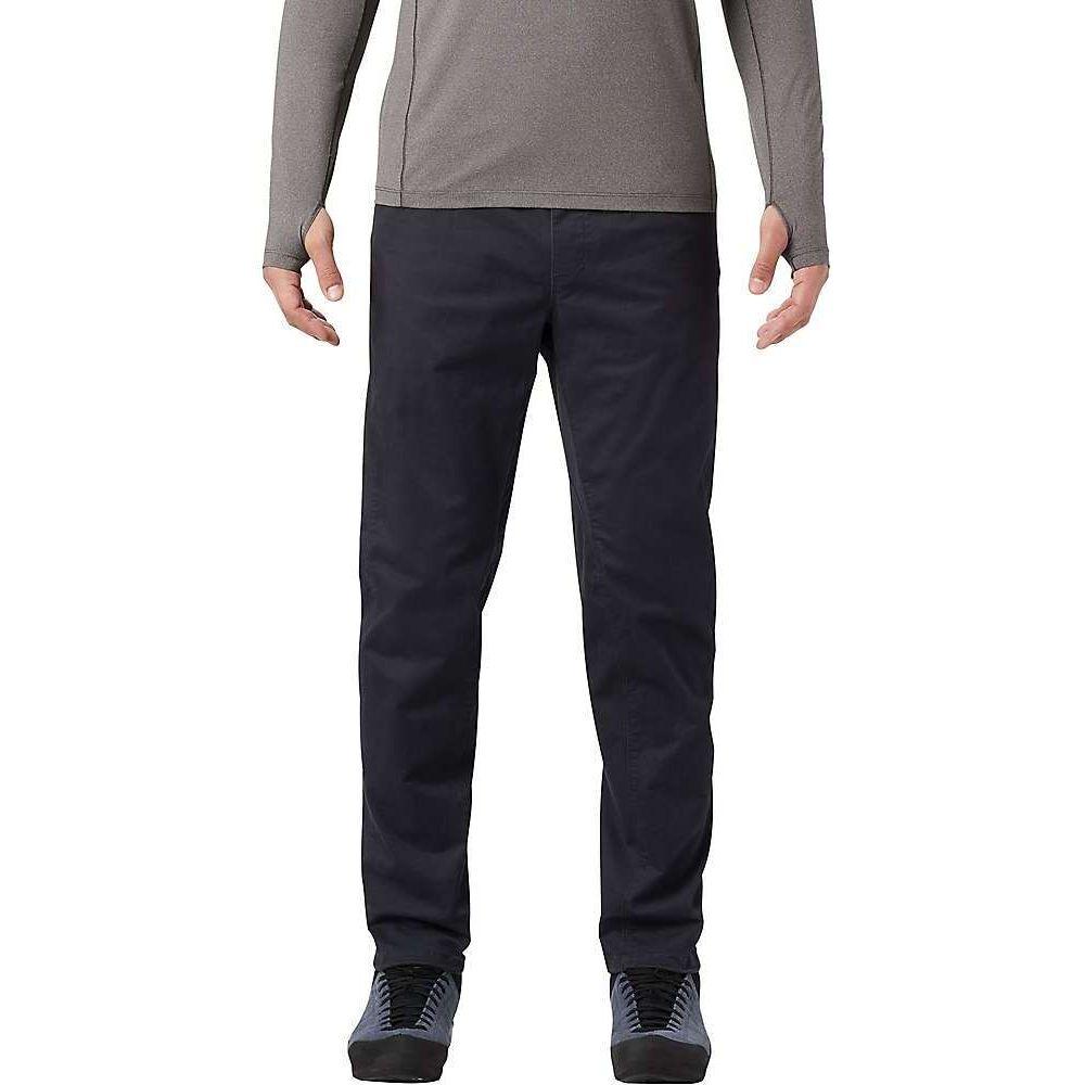 マウンテンハードウェア Mountain Hardwear メンズ ボトムス・パンツ 【Cederberg Pull On Pant】Dark Storm