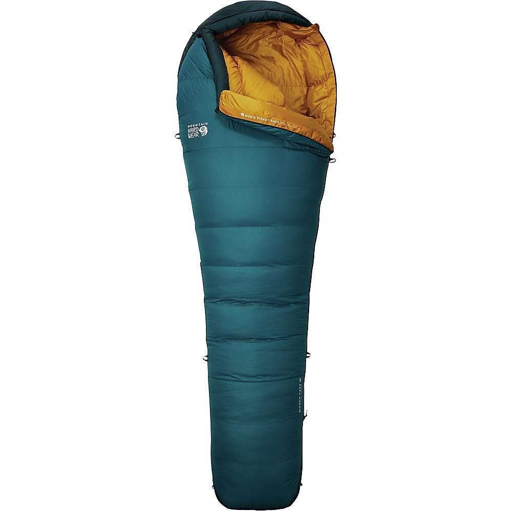 マウンテンハードウェア Mountain Hardwear メンズ ハイキング・登山 寝袋【Bishop Pass 0F/-18C Sleeping Bag】Dive