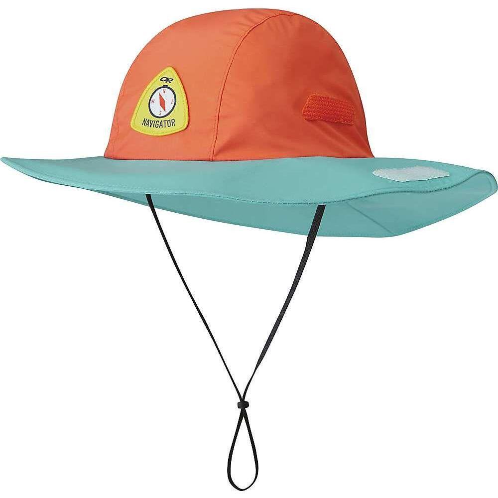 アウトドアリサーチ Outdoor Research メンズ 帽子 【Seattle Funbrero Hat】Navigator/Bahama