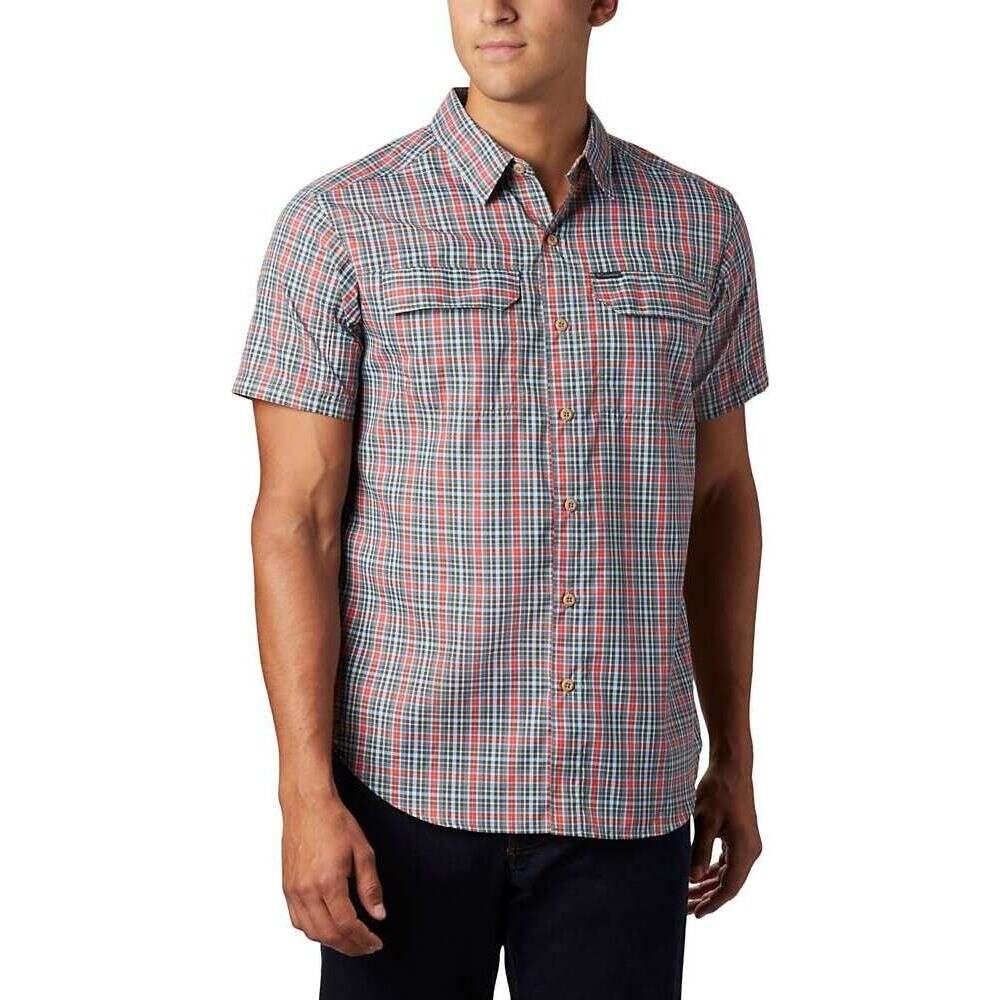 コロンビア Columbia メンズ 半袖シャツ トップス【Silver Ridge 2.0 Multi Plaid SS Shirt】Mountain Gingham