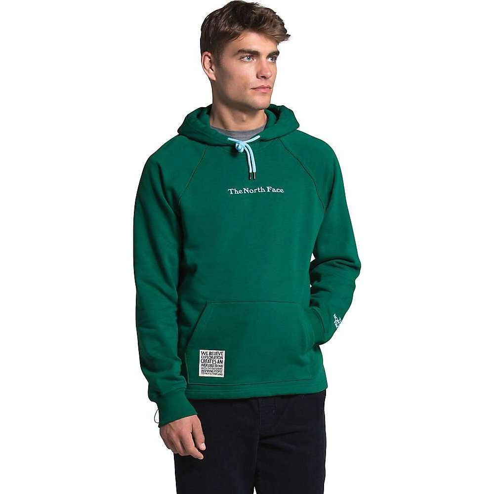ザ ノースフェイス The North Face メンズ パーカー トップス【Rogue Graphic Pullover Hoodie】Evergreen