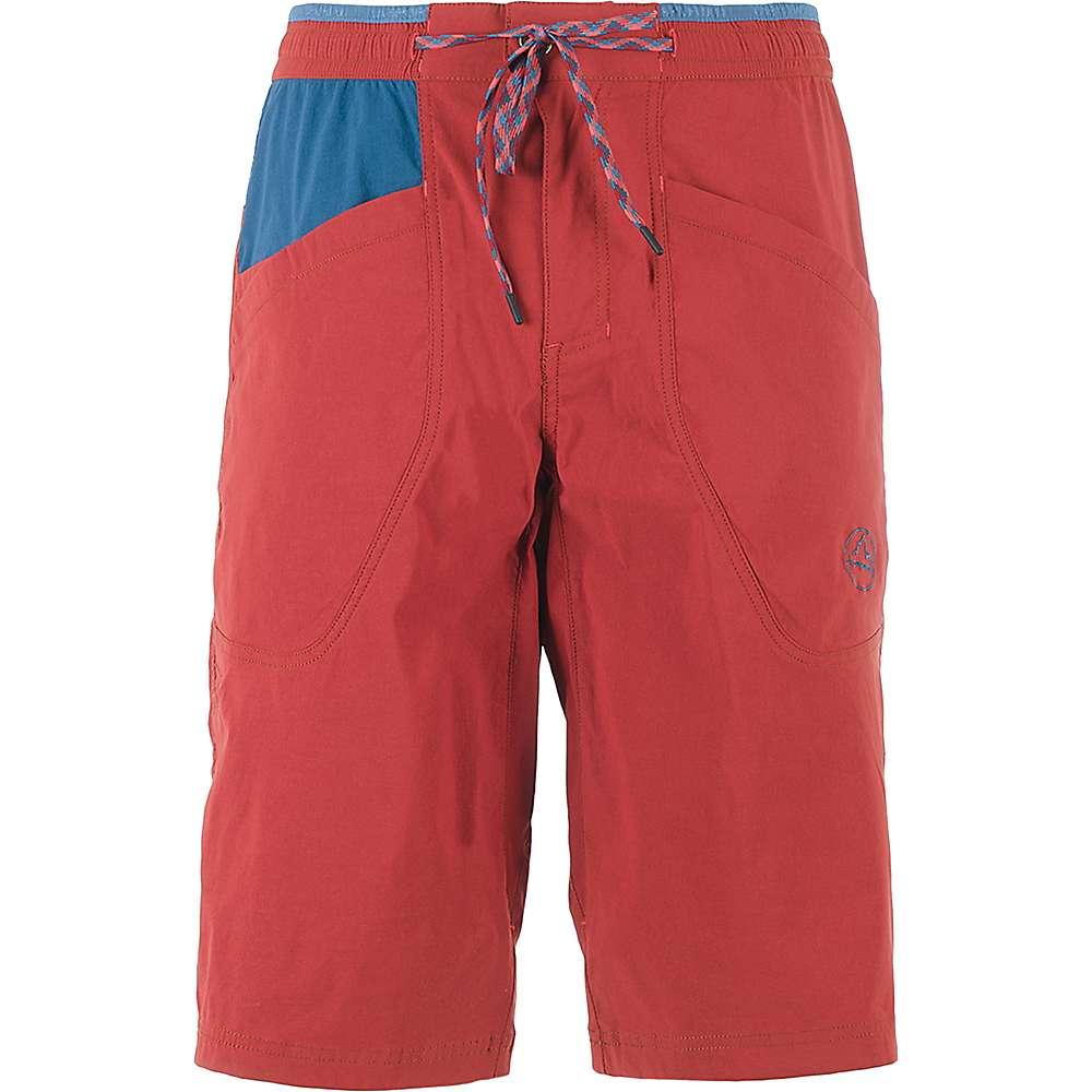 ラスポルティバ メンズ ハイキング ウェア【La Sportiva Belay Short】Brick / Lake