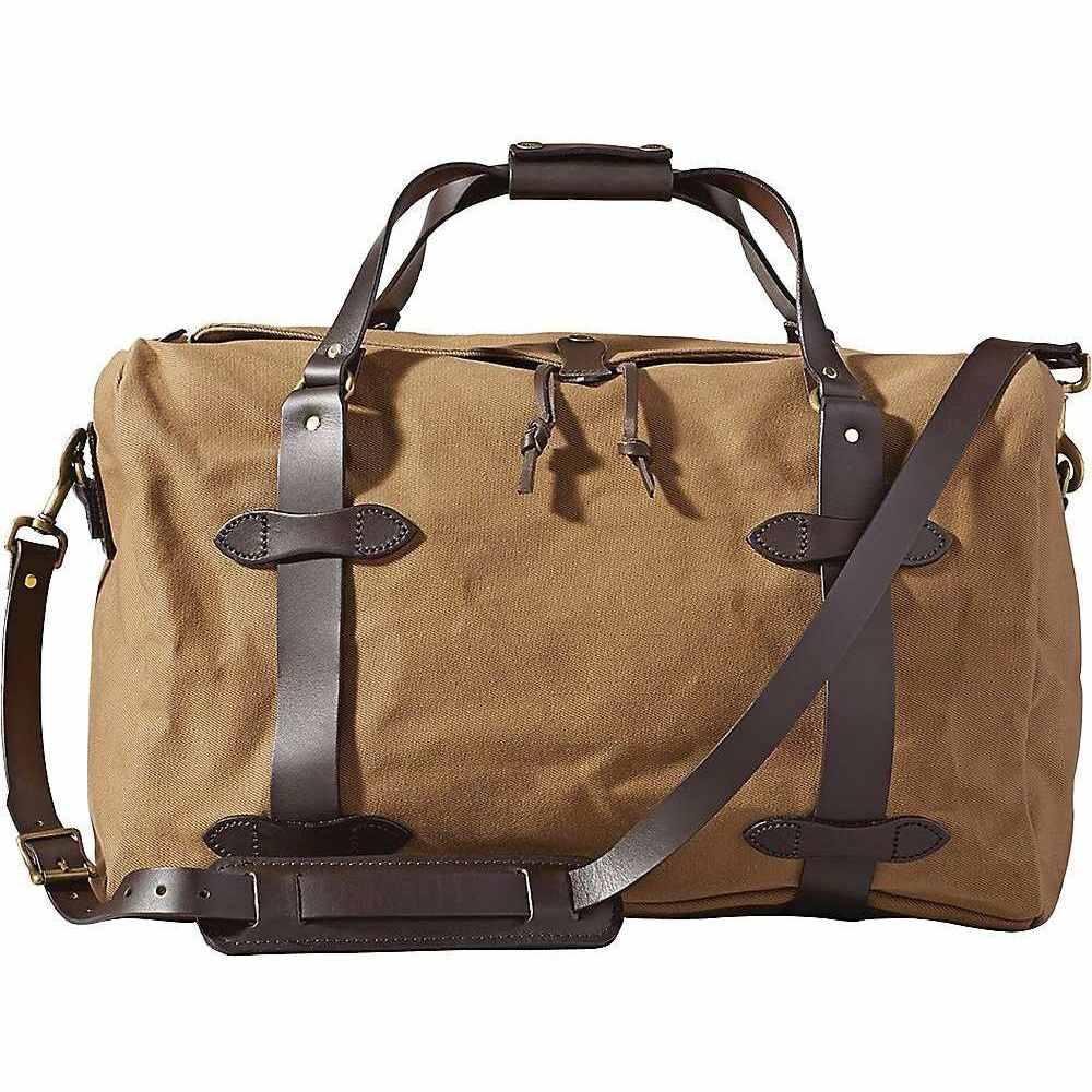 フィルソン ユニセックス バッグ ボストンバッグ ダッフルバッグ 激安特価品 Tan Filson 新作 人気 Duffle Bag Medium サイズ交換無料
