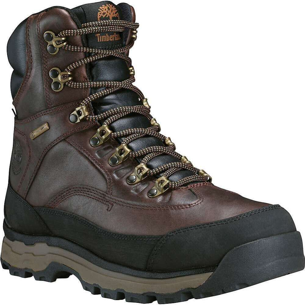 ティンバーランド Timberland メンズ ブーツ シューズ・靴【Chocorua Trail 2 8IN Waterproof Insulated Boot】Dark Brown Full-Grain