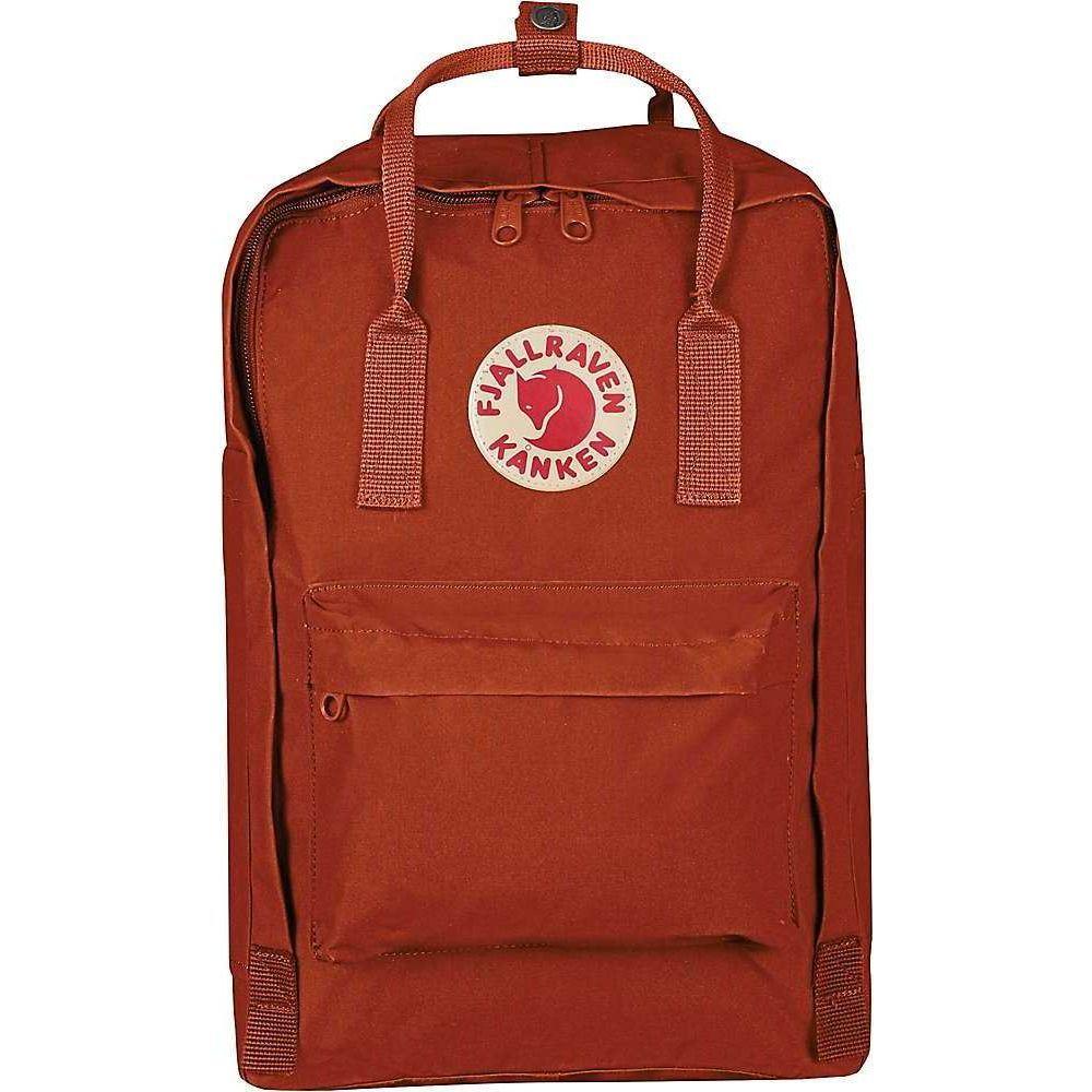 フェールラーベン Fjallraven ユニセックス パソコンバッグ カンケン バッグ【Kanken 15 Inch Laptop Bag】Autumn Leaf