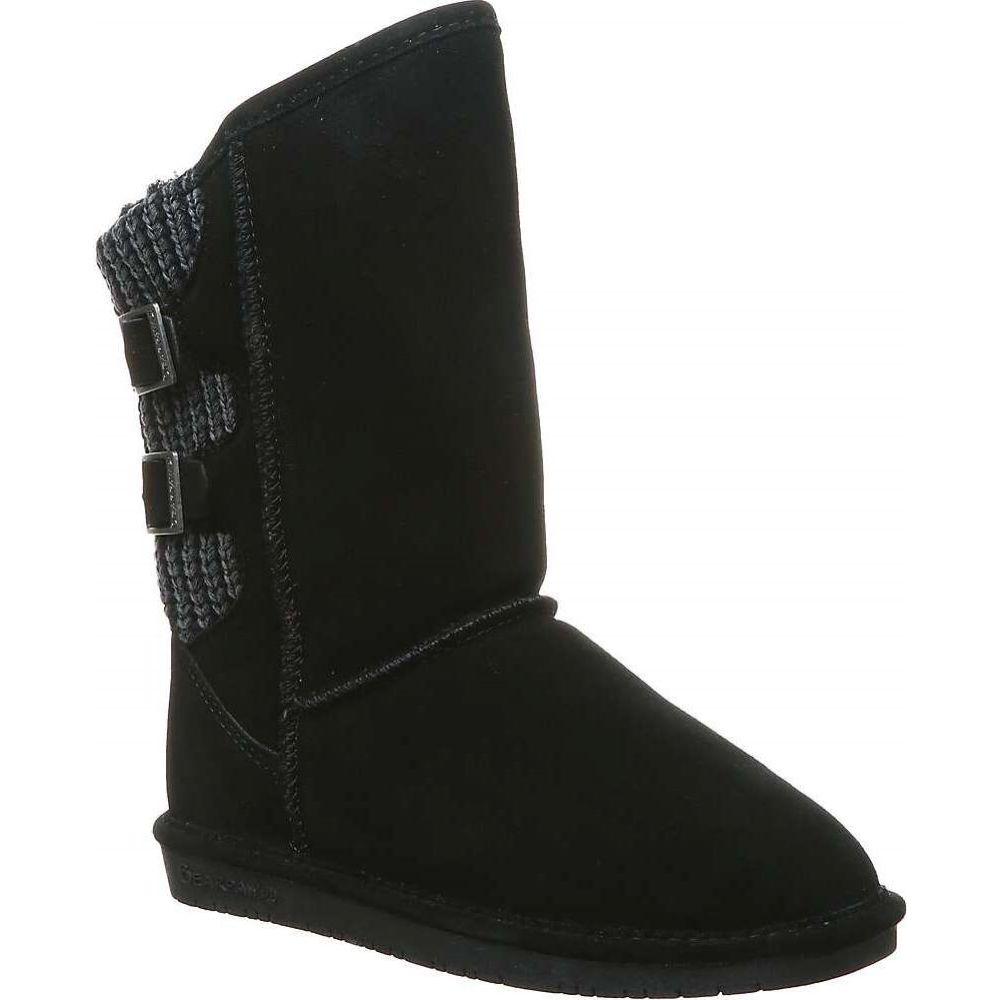 ベアパウ Bearpaw レディース ブーツ シューズ・靴【Boshie Boot】Black II