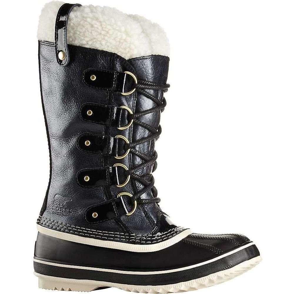 ソレル Sorel レディース ブーツ シューズ・靴【Joan Of Arctic Holiday Boot】Black/Monument
