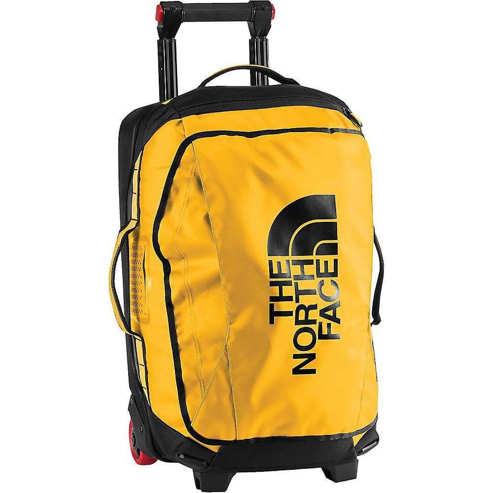 ザ ノースフェイス The North Face ユニセックス スーツケース・キャリーバッグ バッグ【Rolling Thunder 22IN Wheeled Luggage】Summit Gold/TNF Black