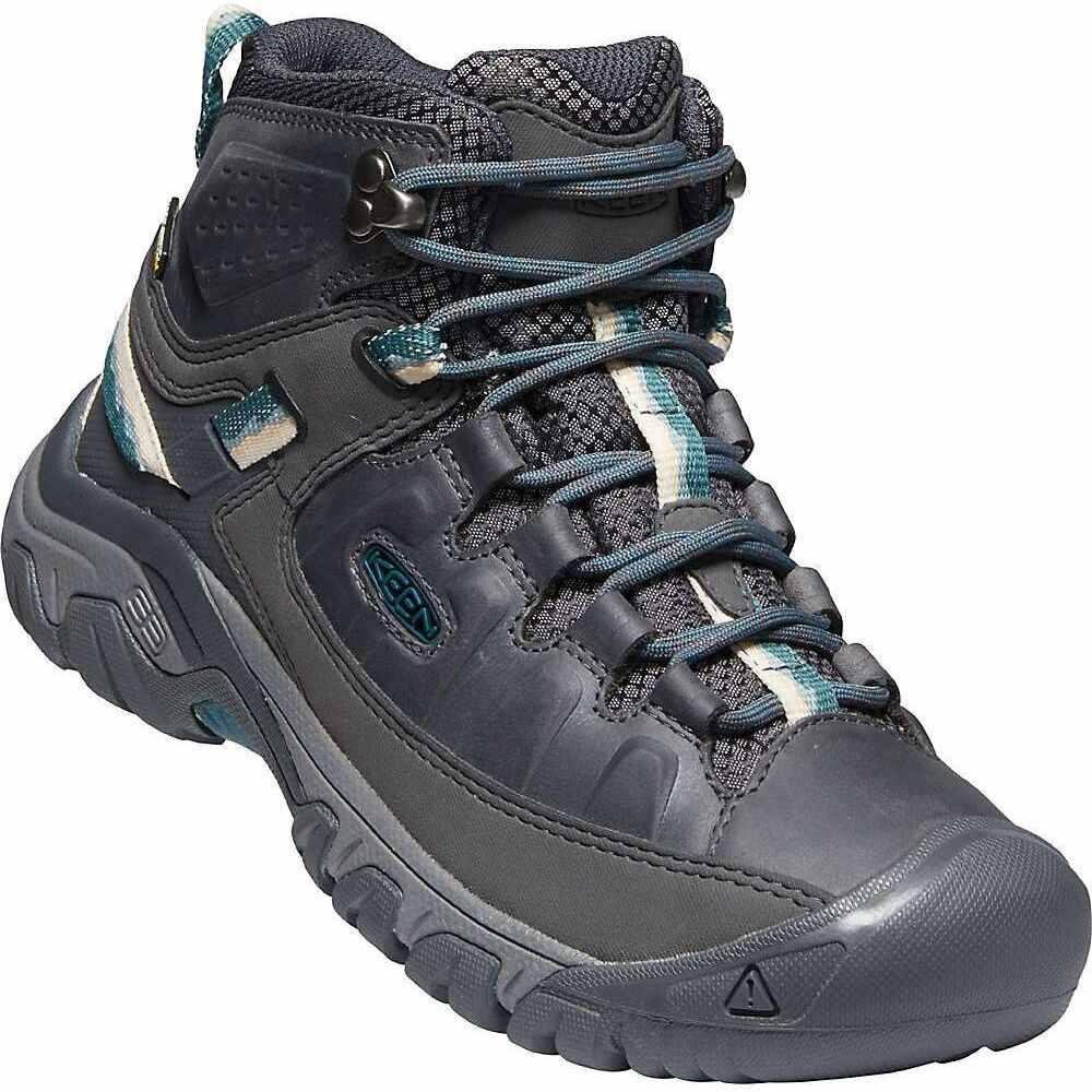 キーン Keen レディース ハイキング・登山 シューズ・靴【Targhee III Mid Waterproof Shoe】Magnet/Balsam