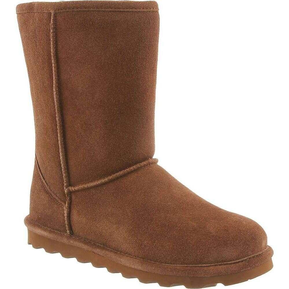 ベアパウ Bearpaw レディース ブーツ シューズ・靴【Elle Short Boot】Hickory II