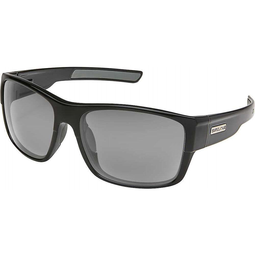 サンクラウド Suncloud ユニセックス メガネ・サングラス 【Range Polarized Sunglasses】Black/Gray Polarized