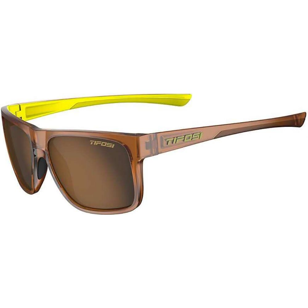 ティフォージ Tifosi Optics ユニセックス メガネ・サングラス 【Tifosi Swick Polarized Sunglasses】Caramel/Neon/Brown Polarized