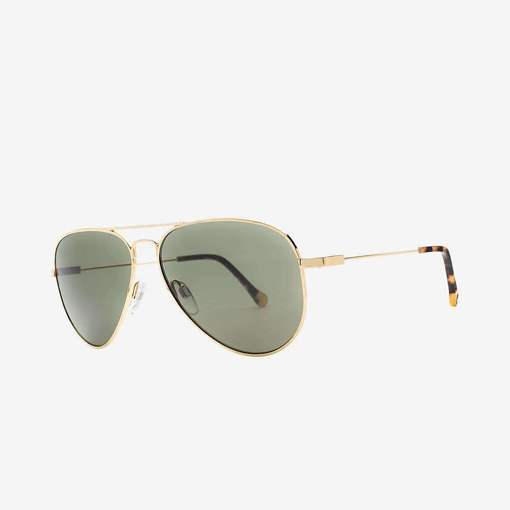 エレクトリック Electric ユニセックス メガネ・サングラス 【AV1 Sunglasses】Shiny Gold/Grey Polarized