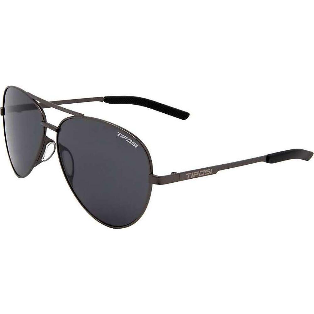 ティフォージ Tifosi Optics ユニセックス メガネ・サングラス 【Tifosi Shwae Single Lens Polarized Sunglasses】Graphite/Smoke Polarized