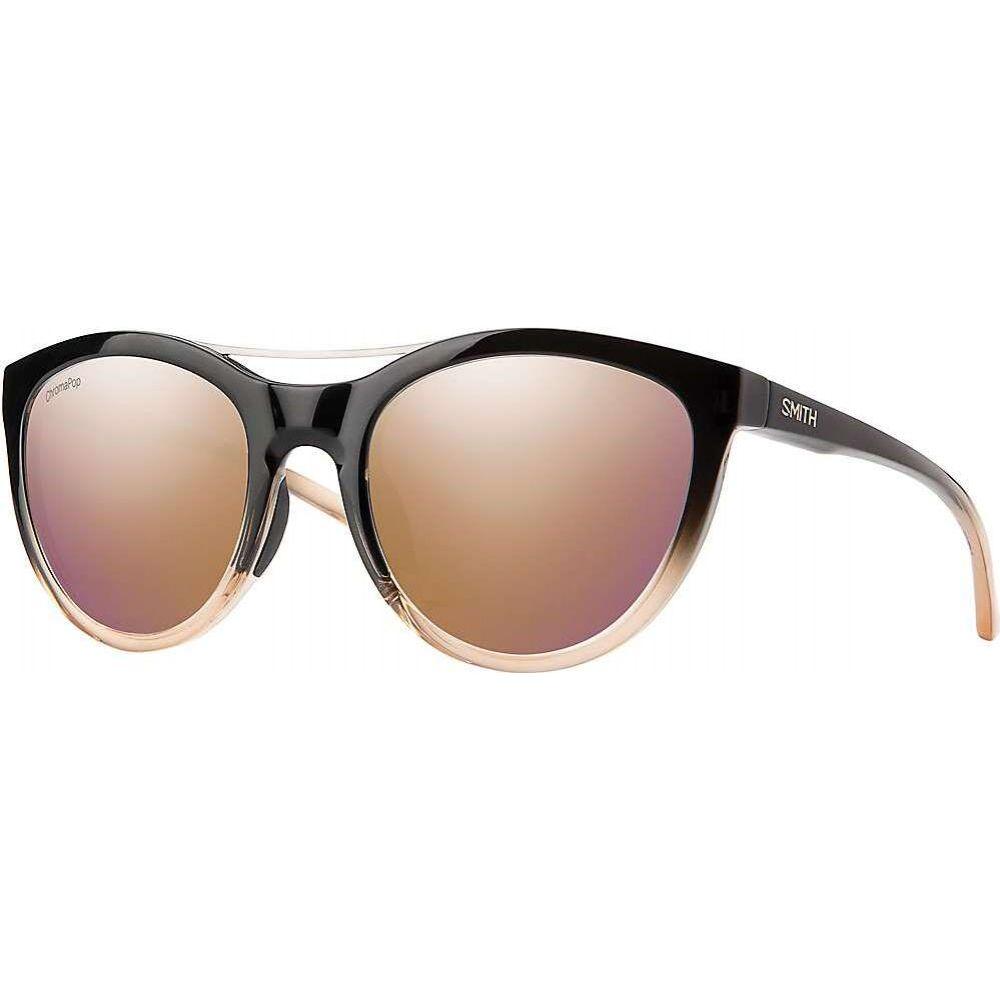 スミス Smith ユニセックス メガネ・サングラス 【Midtown ChromapPop Sunglasses】Ombre Fade/ChromaPop Rose Gold Mirror