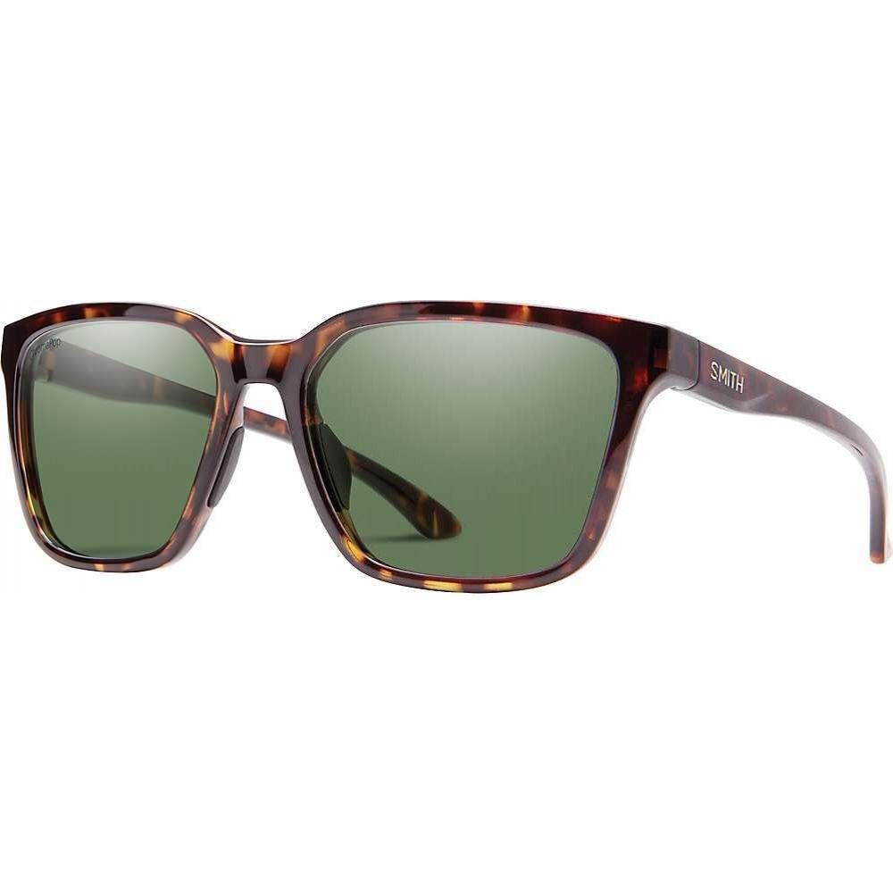スミス Smith ユニセックス メガネ・サングラス 【Shoutout ChromaPop Sunglasses】Vintage Tort/ChromaPop Gray Green