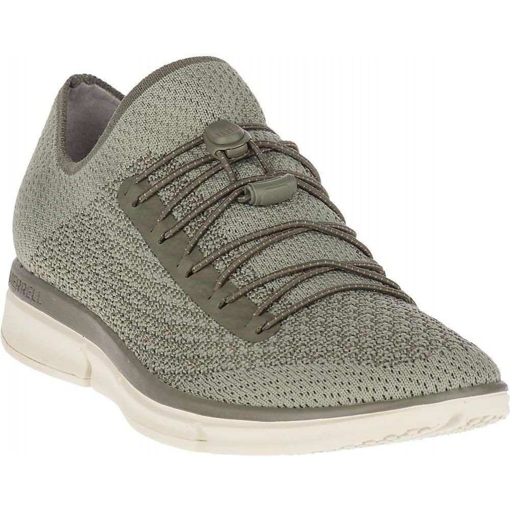 メレル Merrell レディース ハイキング・登山 シューズ・靴【Zoe Sojourn Lace Knit Q2 Shoe】Dusty Olive