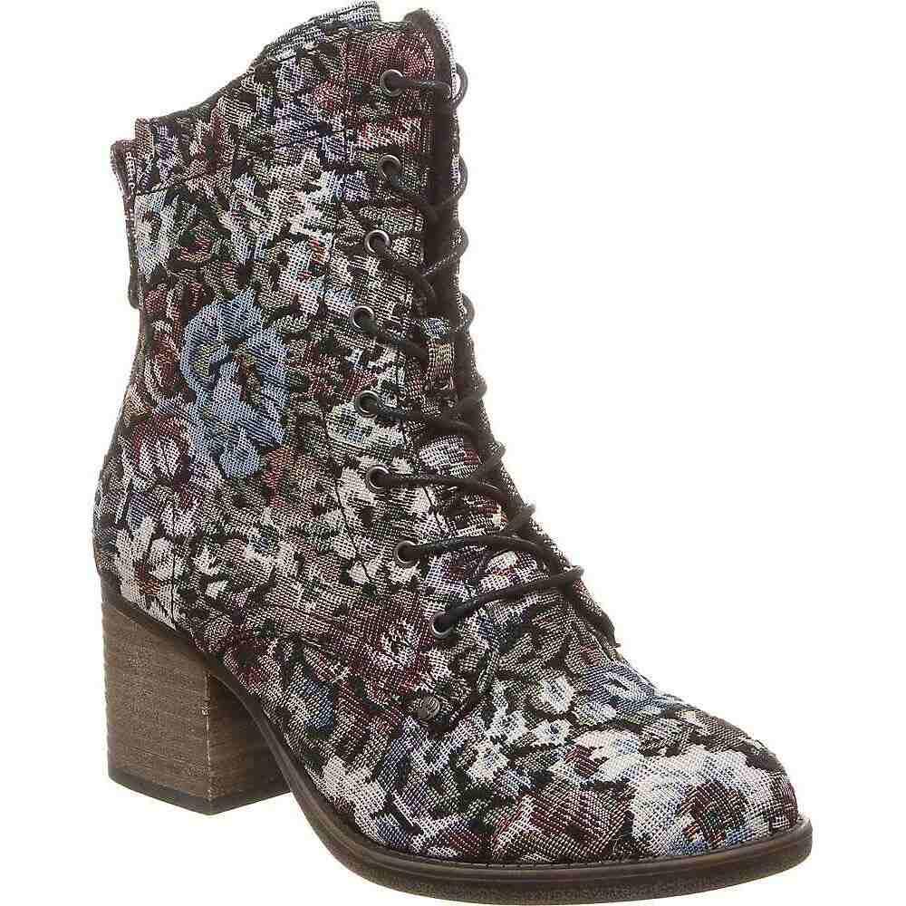 ベアパウ Bearpaw レディース ブーツ シューズ・靴【Topaz Boot】Black Tapestry