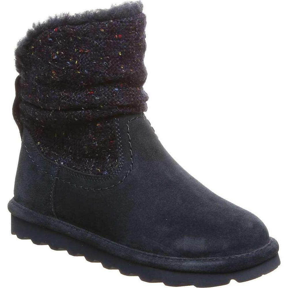 ベアパウ Bearpaw レディース ブーツ シューズ・靴【Virginia Bootie】Navy