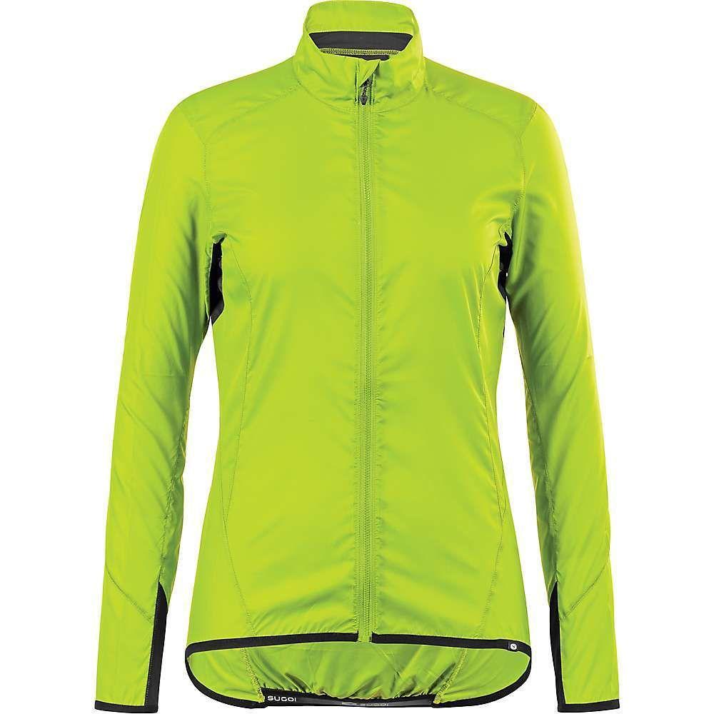 スゴイ レディース 自転車 アウター Voltage 40%OFFの激安セール サイズ交換無料 Sugoi ジャケット ブランド品 Stash Jacket