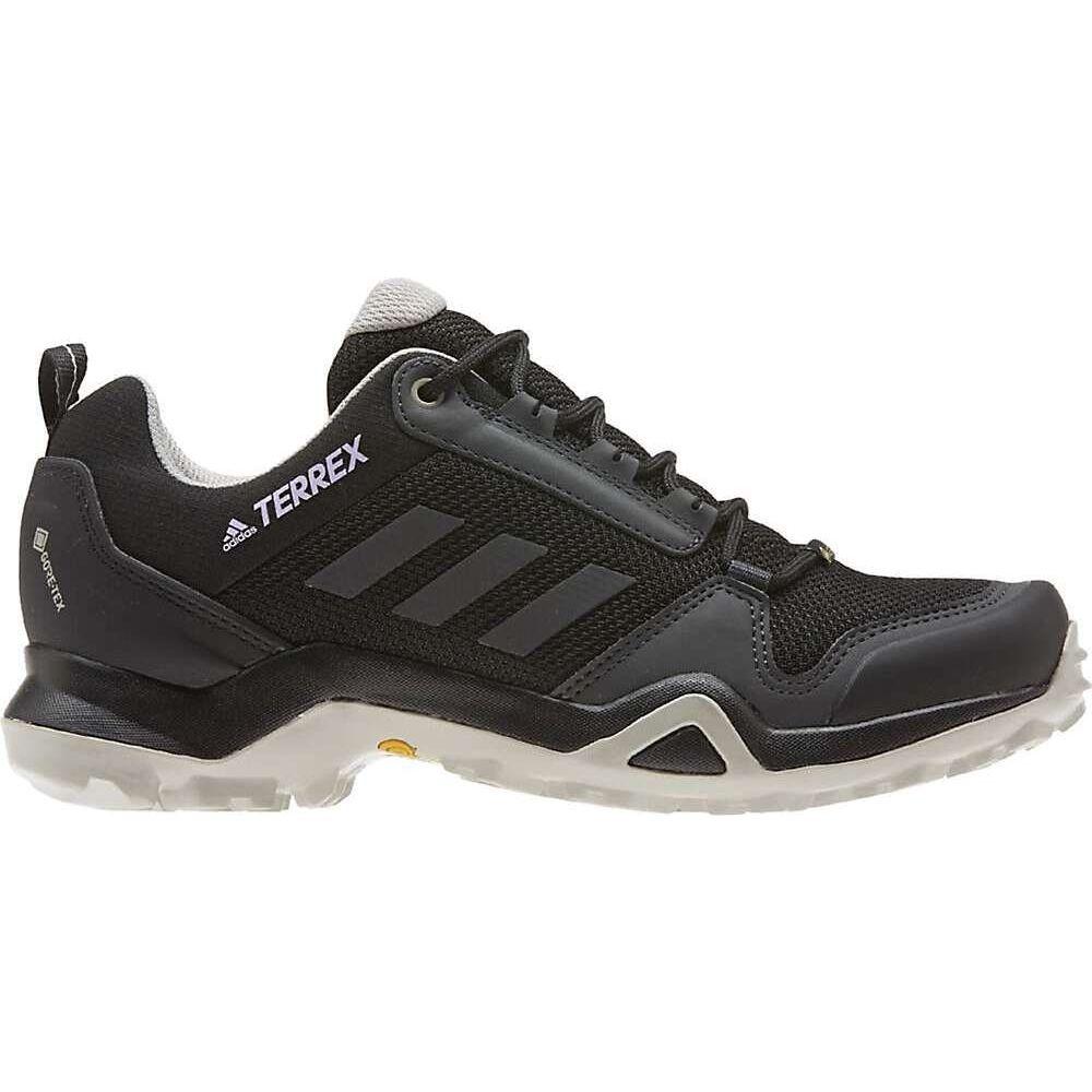 アディダス Adidas レディース ハイキング・登山 ブーツ シューズ・靴【Terrex AX3 GTX Boot】Black/Dgh Solid Grey/Purple Tint