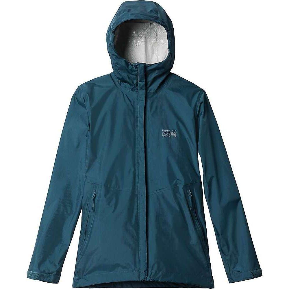 マウンテンハードウェア Mountain Hardwear レディース ジャケット マウンテンジャケット アウター【Acadia Jacket】Icelandic
