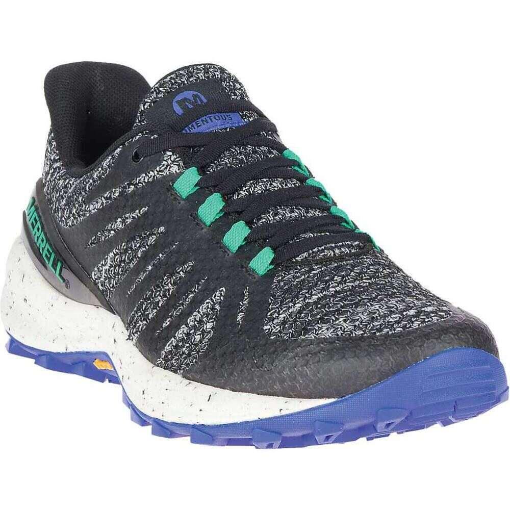 メレル Merrell レディース ランニング・ウォーキング シューズ・靴【Momentous Shoe】Black/White