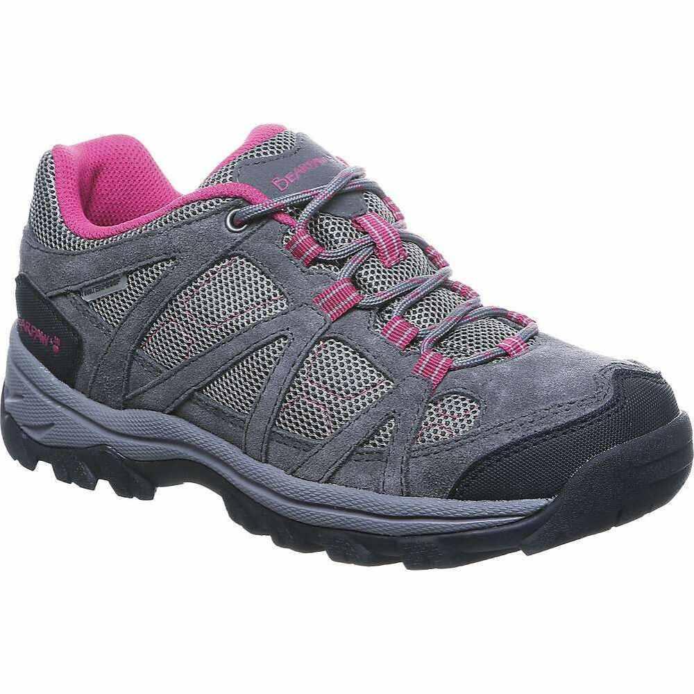 ベアパウ Bearpaw レディース ハイキング・登山 シューズ・靴【Olympus Shoe】Charcoal