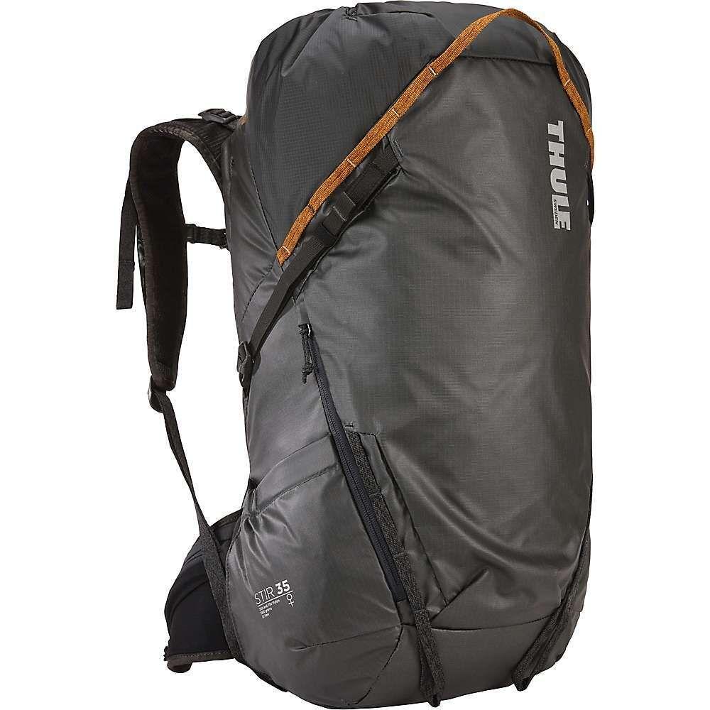 スーリー Thule レディース バックパック・リュック バッグ【Stir 35L Backpack】Obsidian