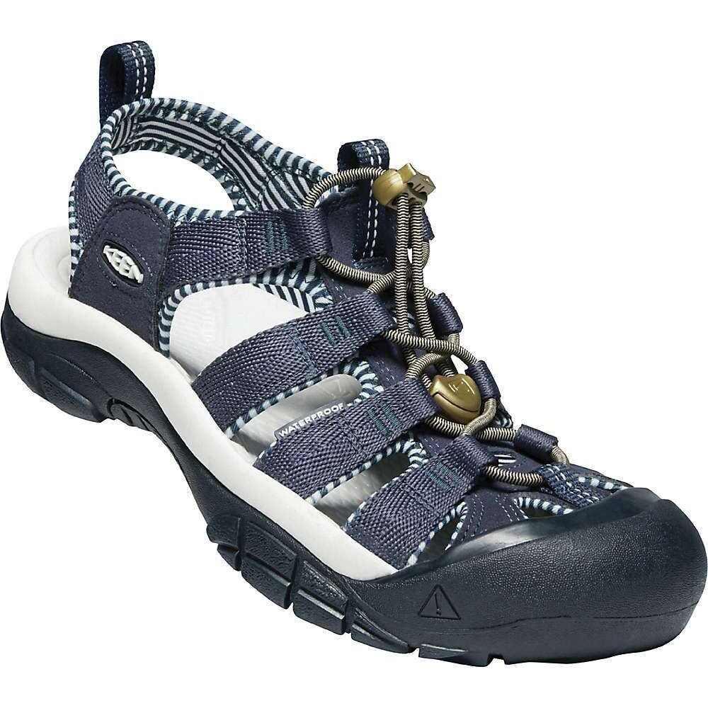 キーン Keen レディース サンダル・ミュール シューズ・靴【KEEN Newport H2 Sandal】Navy/White