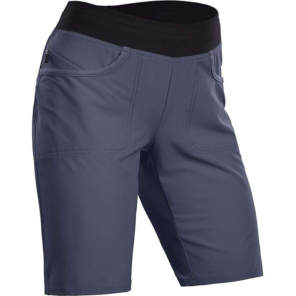 スゴイ Sugoi レディース ショートパンツ バミューダ ボトムス・パンツ【Coast Bermuda Short】Coal Blue/Black